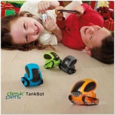 TankBot - O robô comandado pelo seu smartphone!